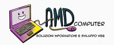 logo amd computer roma